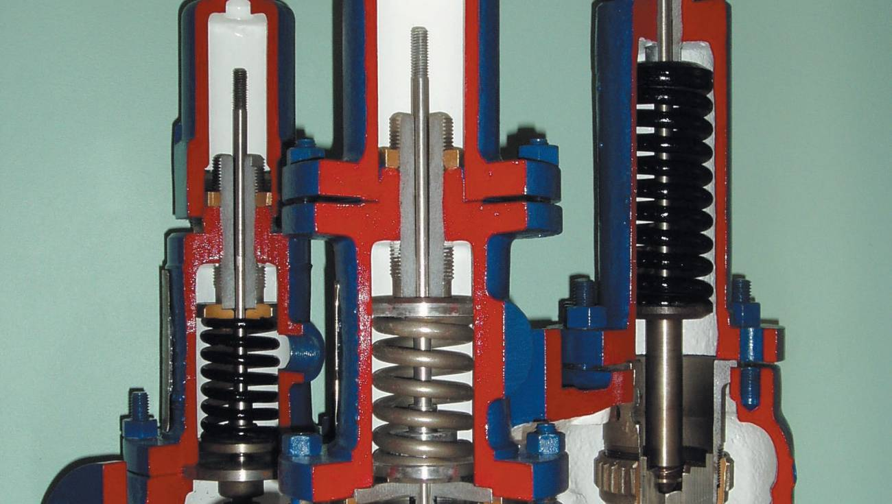 Quick Guide to Pressure Relief Valves